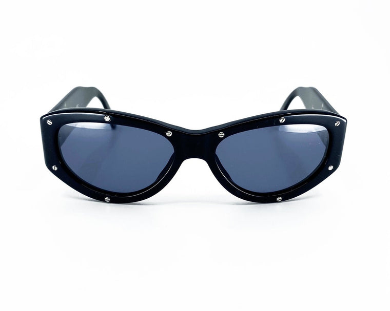 Chanel 90s Studded Sunglasses