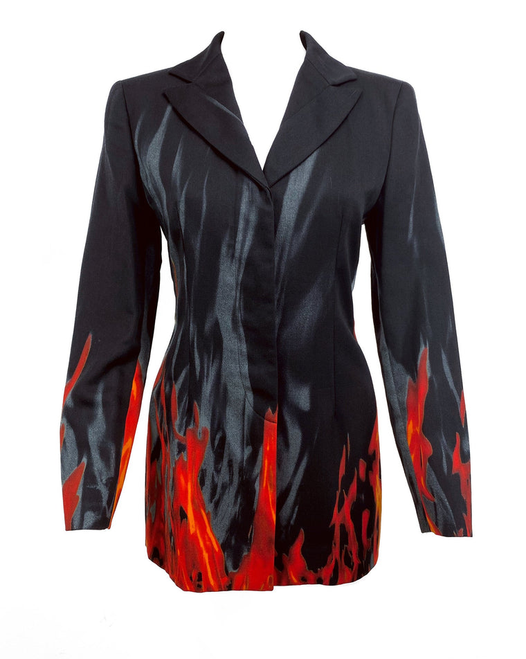 Moschino Rare Flame Jacket