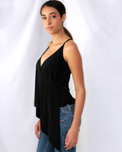 Effortlessly Chic Black Top
