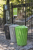 Central Park Trash Receptacle and Recycling System - Myplacemaking.com