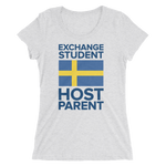 Ladies' Host Parent Flag Tee - FES Outfitters