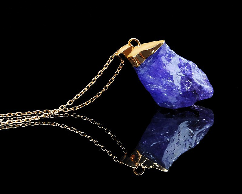 Quartz Crystal Healing Necklace