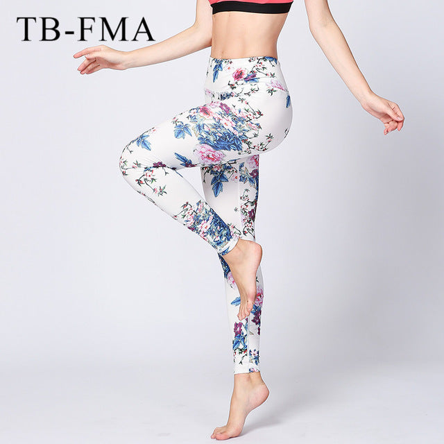Womens FMA Yoga pants