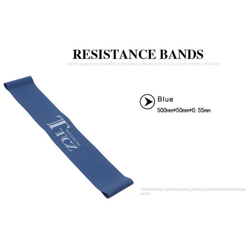 Yoga Rubber Resistance Band
