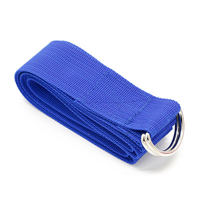 Yoga Stretch Strap Multi-Colors D-Ring Belt