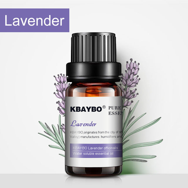 Essential Oils for Aromatherapy. 6 Fragrance 10ml
