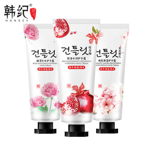 Cherry, Rose and Red Pomegranate Hand Cream