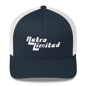 Retro Limited Cap - Navy