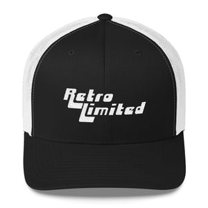 Retro Limited Cap - Black