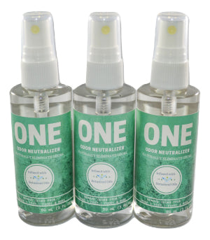 ONE ODOR NEUTRALIZER / Odor Removing Spray 3pk