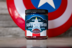 Super Soldier | America's Hero Inspired