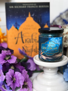 Genie of the Lamp | Aladdin's Genie Inspired Candle