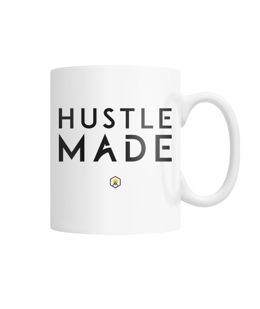 Hustle Made Mug
