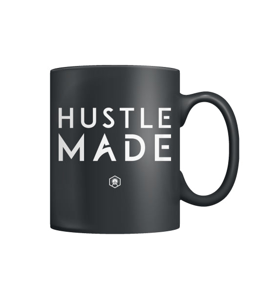Hustle Made Color Mug