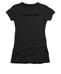 Team Bryan - Women's T-Shirt (Athletic Fit)
