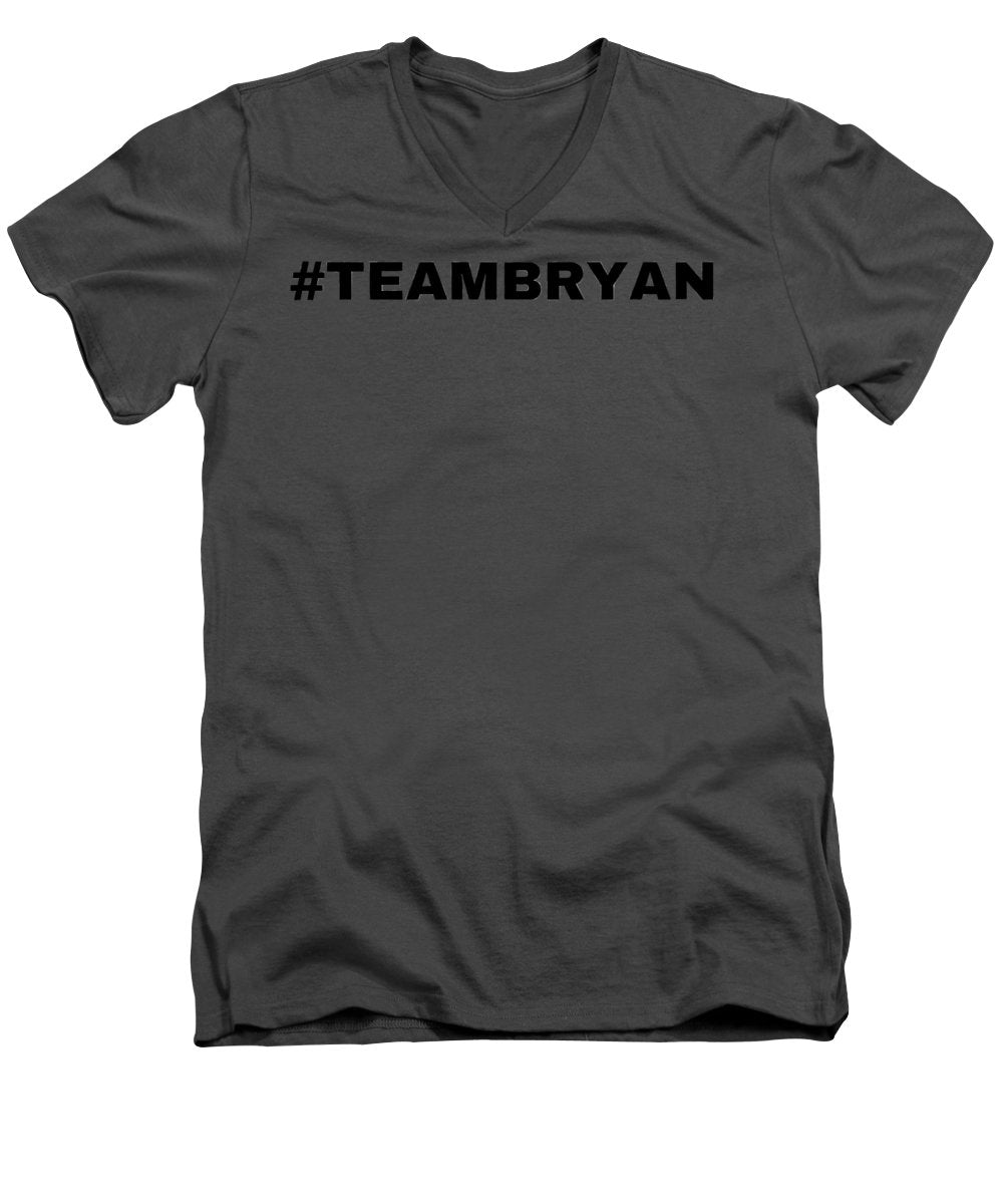 Team Bryan - Men's V-Neck T-Shirt