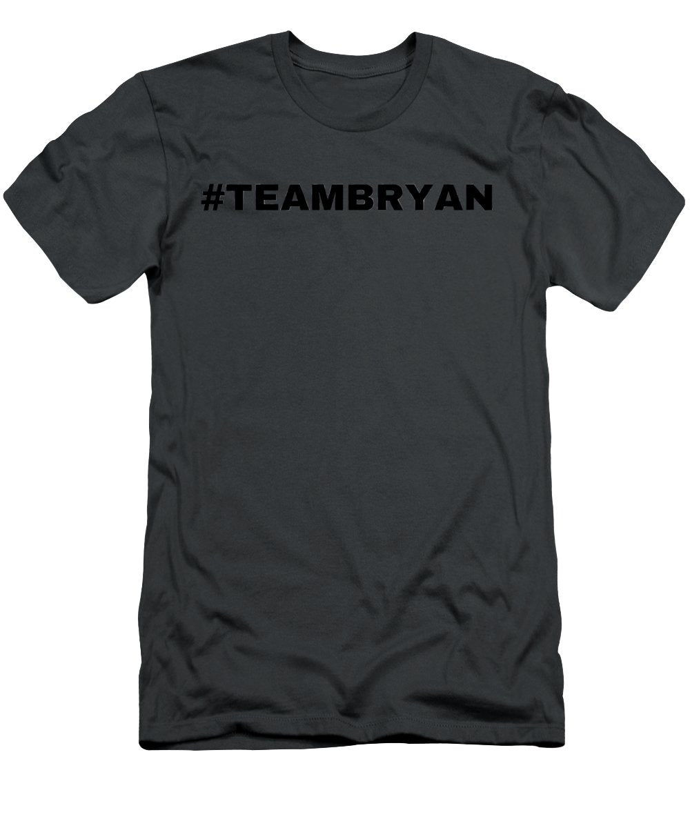 Team Bryan - Men's T-Shirt (Athletic Fit)