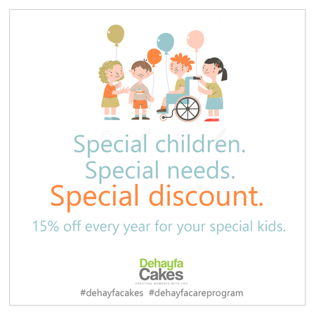 Dehayfa Care Program for Special Kids