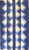 Lesotho Rug- Mountain View