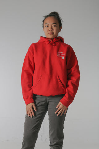 JSW Red Hoodie