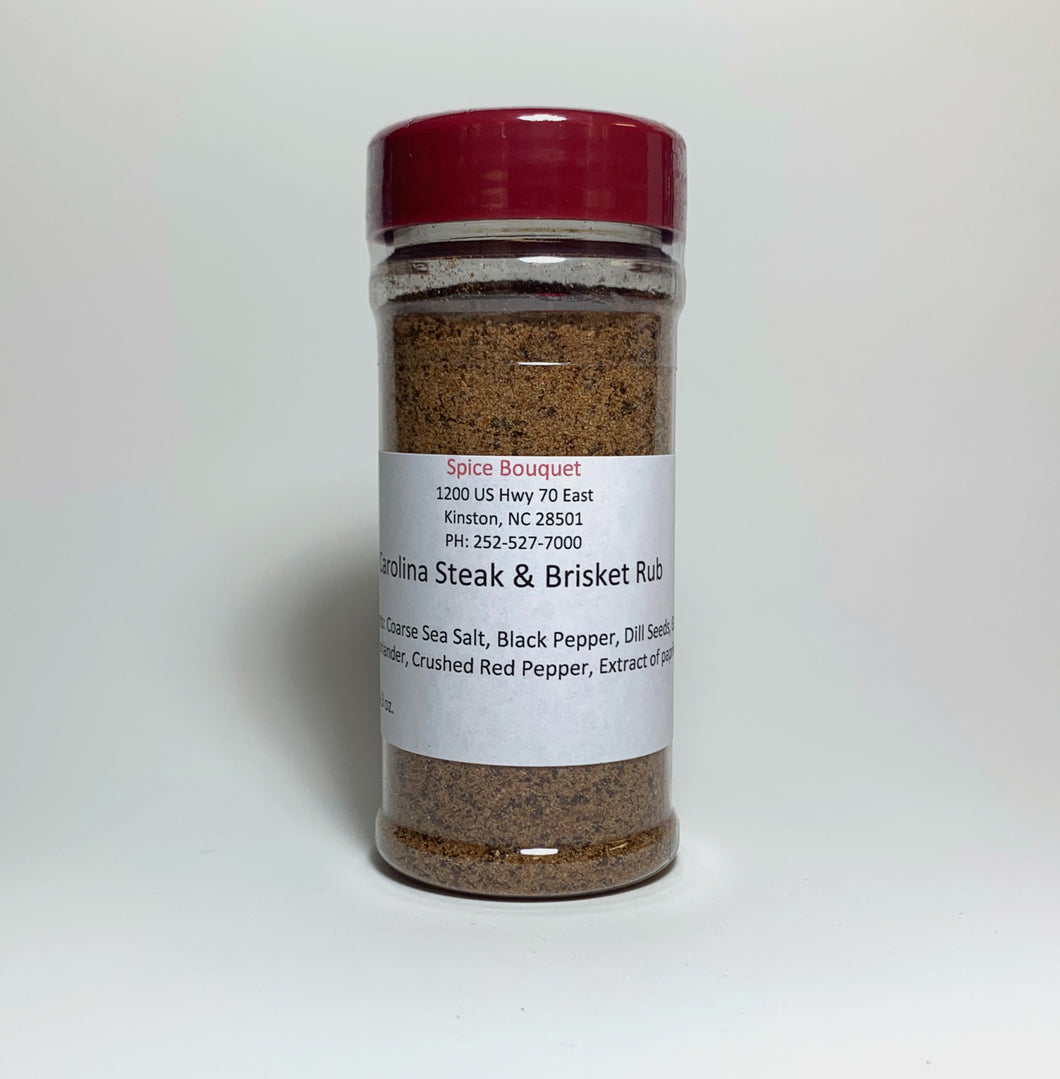 Carolina Steak & Brisket Rub