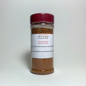 Seafood Seasoning (Salt Free)