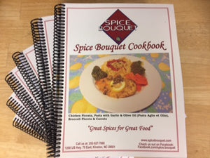 Spice Bouquet Cookbook