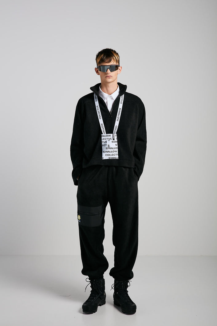 PANE MAGGIA FLEECE TRACKPANTS