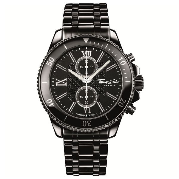Men's Watch Thomas Sabo WA0163-220-203 (44 mm) - Dealrays LTD