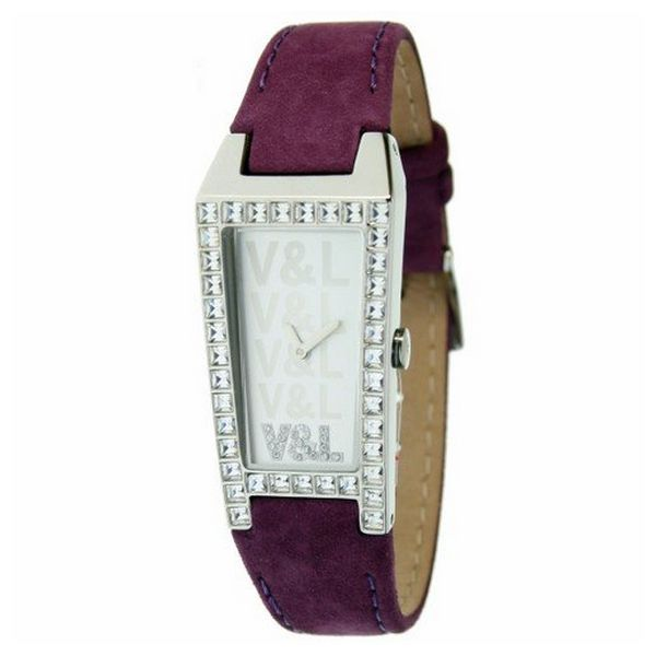 Ladies' Watch V&L VL065603 (20 mm) - Dealrays LTD