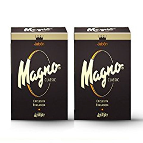 Magno - JAB.MAGNO CLASSIC 125 GR. -LOTE 2 UDS- - Dealrays LTD