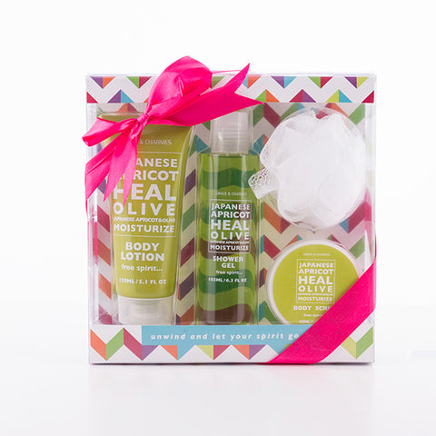 Free Spirit Body Care Set
