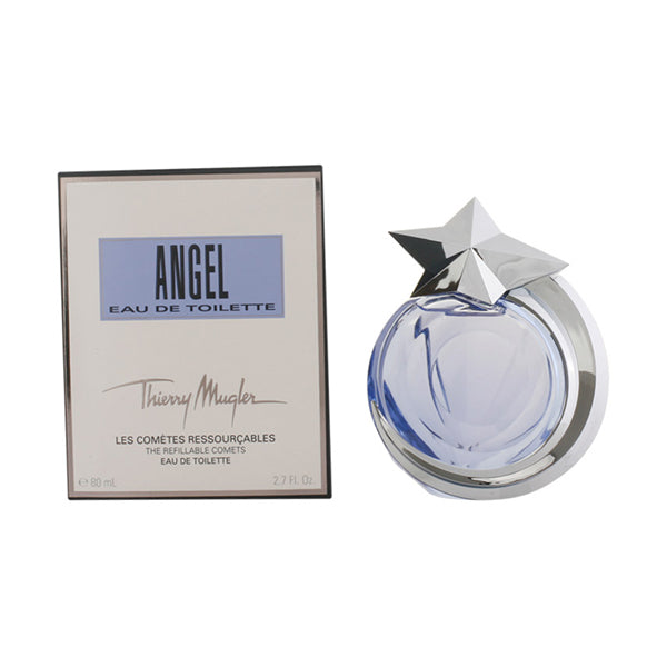 Thierry Mugler - ANGEL edt vaporizador refillable 80 ml - Dealrays LTD