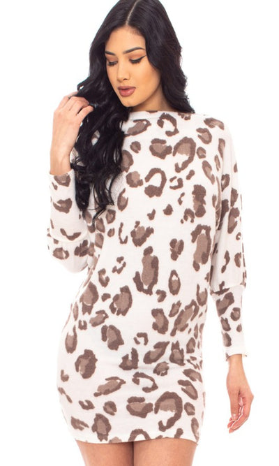 Animal Chic Dress