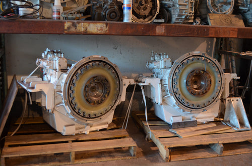 Pair of ZF BW165AP