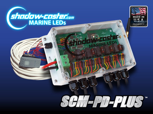 Shadow-Caster SCM-PD Plus Power Distribution Box Plus