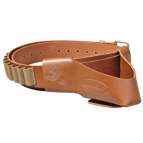 Quick-Shot Shotgun Holster : Leather