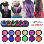 Kit Poudres Coloration Cheveux - Colofasty™