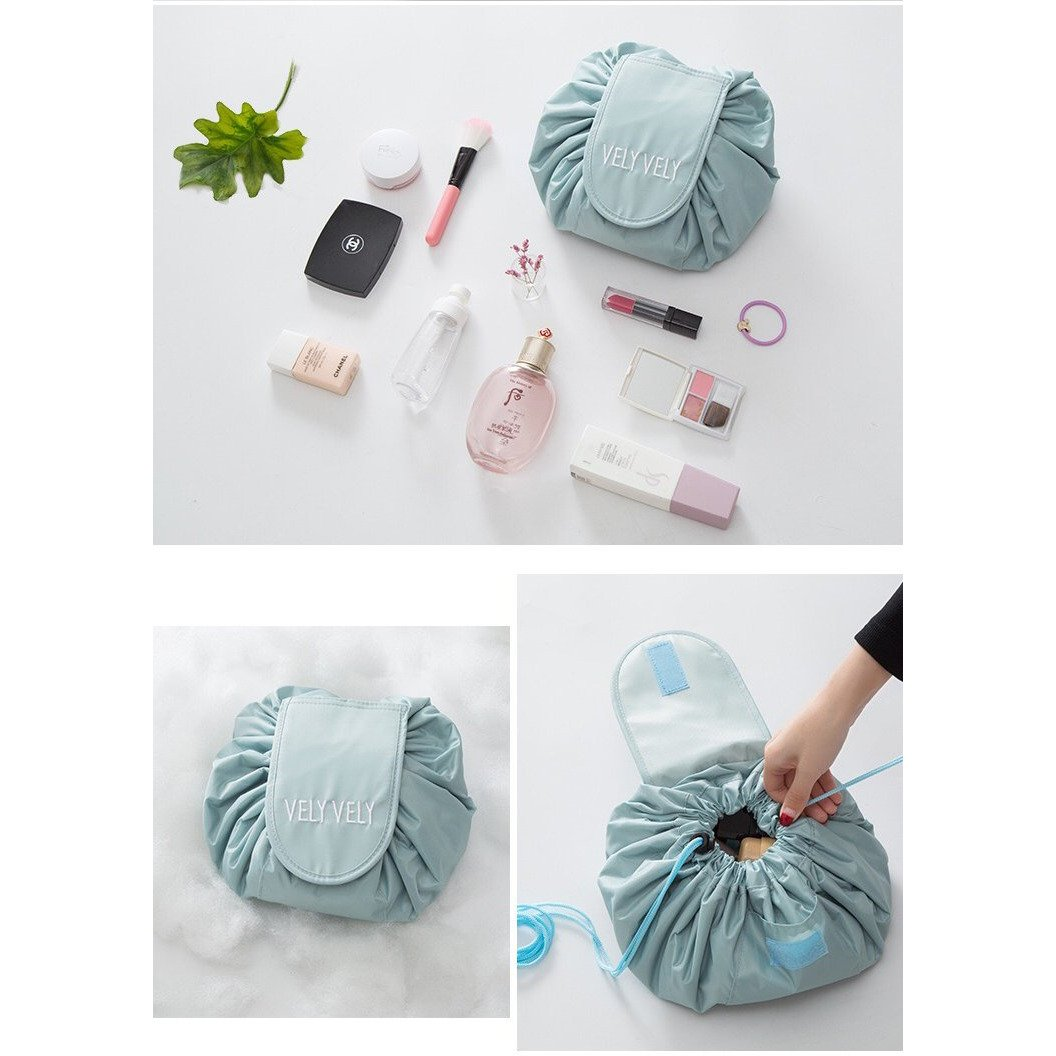 Sac de maquillage transformable magique
