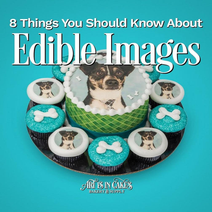 8 Things You Should Know About Edible Images