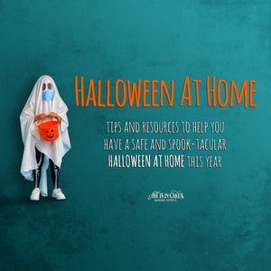 How to Celebrate Halloween at Home During Quarantine | Art Is In Cakes, Bakery & Supply