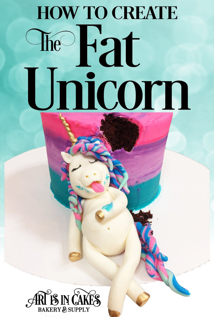Learn To Make The Fat Unicorn!