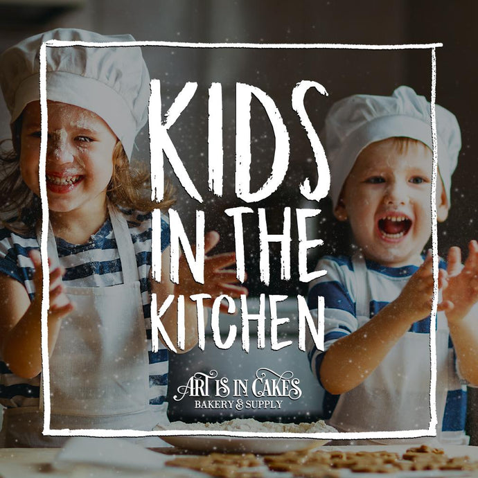 New This Week - Kids in the Kitchen