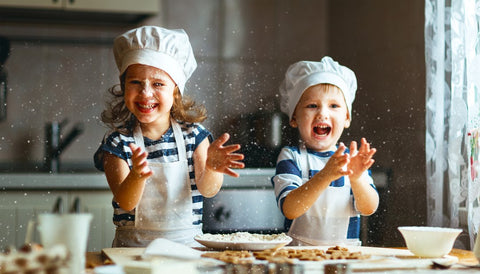 Kids Can Cook Too, Kids Camp