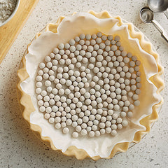 Pie Weight Ceramic Beads To Prevent Bubbles During Baking For Your Pie Crusts