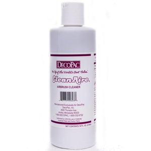 Airbrush Cleaner CleanAire® Solution 16oz Bottle - Art Is In Cakes, Bakery & SupplyAirbrush AccessoryDefault Title