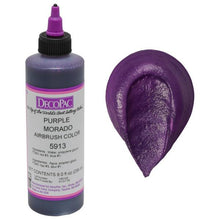 Airbrush Food Coloring, 8 oz bottles - Art Is In Cakes, Bakery & SupplyFood colorPurple