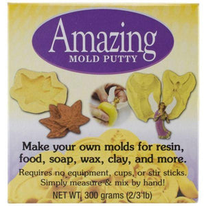 Amazing Mold Putty .66lb - Art Is In Cakes, Bakery & SupplyMolds & Impression MatsDefault Title