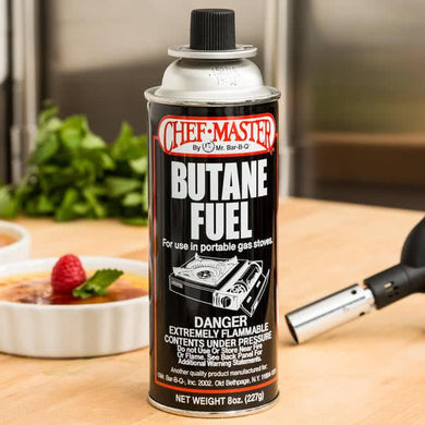 Butane High Performance Fuel Refill 8 oz - Art Is In Cakes, Bakery & SupplyKitchen ToolsDefault Title