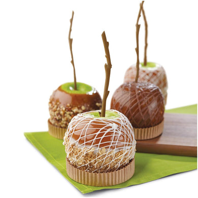 Caramel Apple Sticks Shaped like Tree Branches 12 pack 5.5 inches long - Art Is In Cakes, Bakery & SupplyChocolate and Candy MakingDefault Title